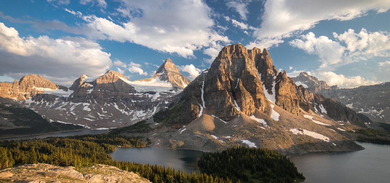 Rocheuses Canadiennes – Mount Assiniboine