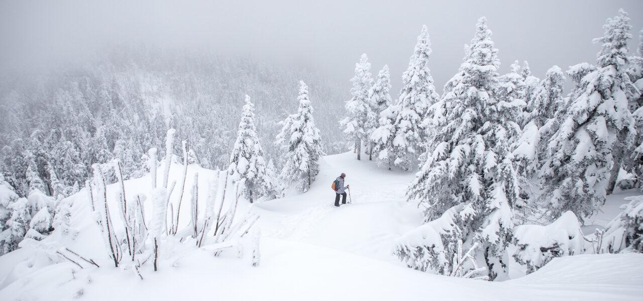 Nouvelles aventures hivernales au Québec