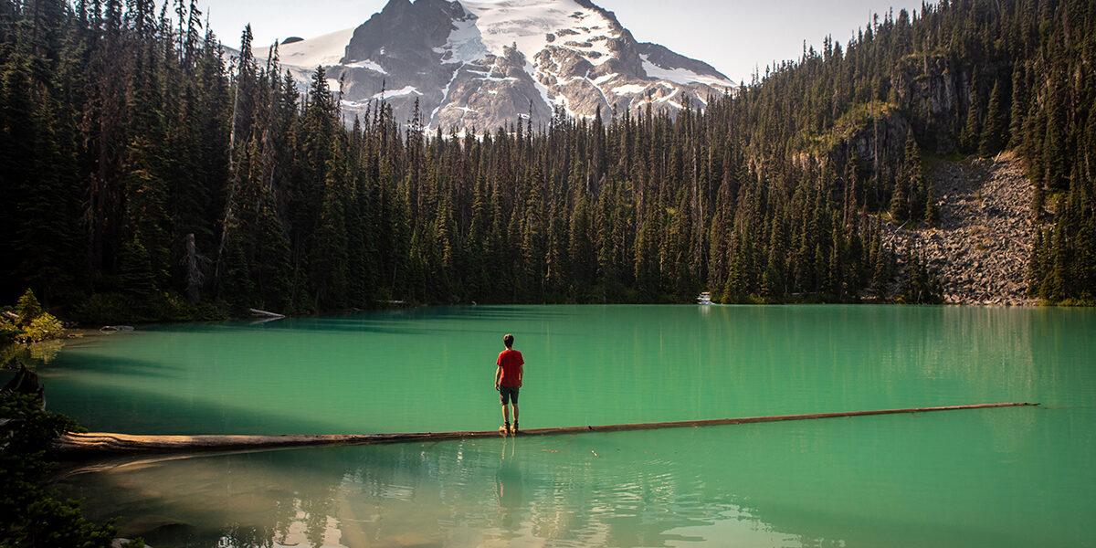 Deux mois de voyage à travers le Canada